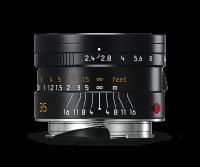 Leica Summarit-M 1:2,4/35mm ASPH., schwarz eloxiert
