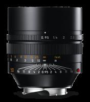 Leica Noctilux-M 1:0,95/50mm ASPH., schwarz eloxiert