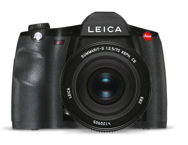 Leica S (Typ 007), schwarz, Gehäuse