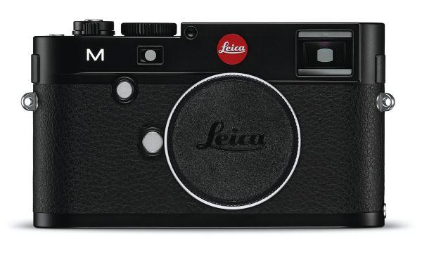 Leica M (Typ 240), schwarz lackiert