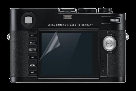 Leica Display Schutzfolie für M Kameras
