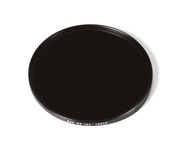 Filter ND 16x E82, schwarz