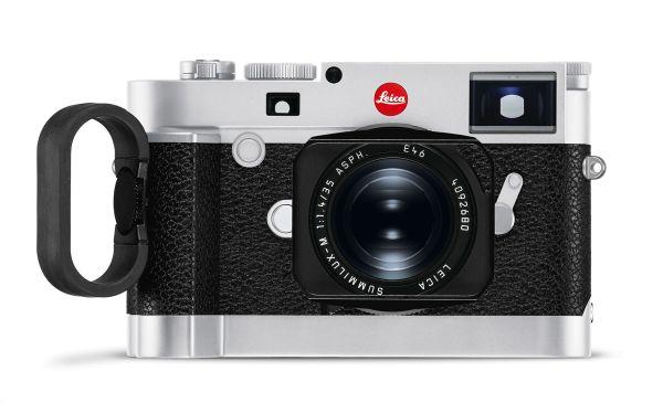 Leica M10 Handgriff, silbern