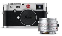 Leica M (Typ 240) Set mit Summicron-M 1:2/35mm ASPH., silbern