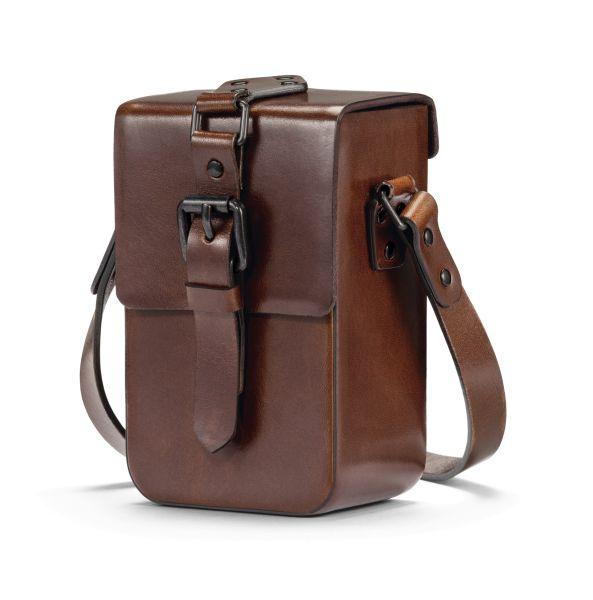 Vintage Tasche C-Lux, Leder, vintage braun