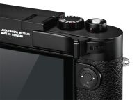 Soporte para pulgar Leica M10, negro