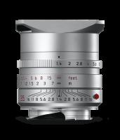 Leica Summilux-M 35 mm f/1.4 ASPH., plata anodizada