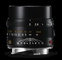 Leica APO-Summicron-M 50mm f/2 ASPH., anodisé noir