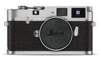 Leica M-A (Typ 127), chromé argent
