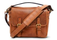 The Berlin II, sac photo ONA, cuir, Bourbon vintage