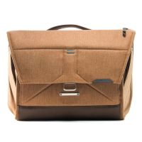 Peak Everyday Messenger Heritage Tan