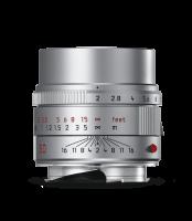 Leica APO-Summicron-M 50 mm f/2 ASPH, argento anodizzato