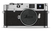 Leica M-A (Typ 127), argento cromato