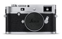 Leica M-P (Typ 240), argento cromato