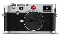 Leica M (Typ 240), argento cromato