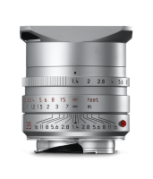 Leica Summilux-M 35 mm f/1.4 ASPH, argento anodizzato