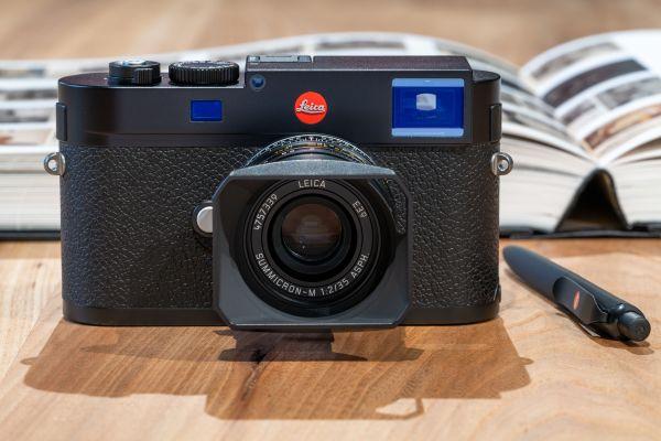 Leica M (тип 262) QM5 + SUMMICRON-M 35 f/2 ASPH., чёрный
