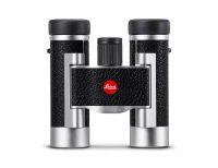 Leica Ultravid 8x20 кожа, серебристый