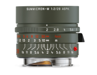 Leica Summicron-M 28 f/2 ASPH. Исполнение