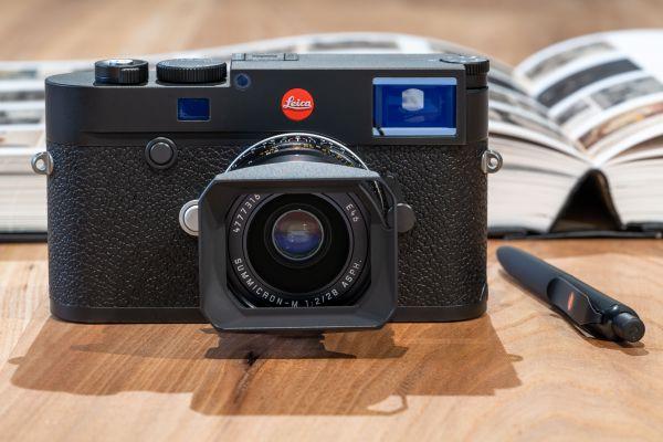 Leica M10 + SUMMICRON-M 28 f/2 ASPH.,чёрный