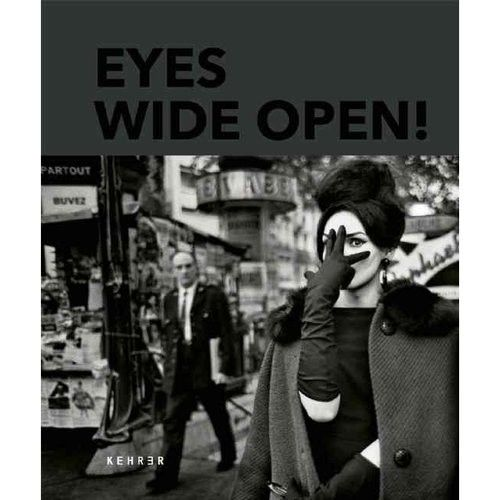 "Книга ""Eyes Wide Open!"" 100 лет Leica (english)"