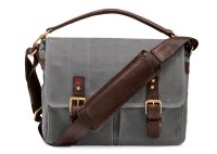 ONA Bag, The Prince Street, Canvas, grey