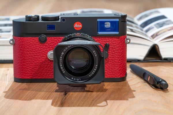 Leica M10 Amaranto + SUMMILUX-M 35 f/1.4 ASPH., черный