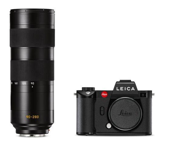 Leica SL2 + APO-Vario-Elmarit-SL 90-280 мм, f/2.8-4
