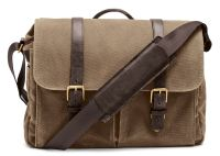ONA Bag, The Brixton, canvas, brown