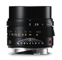 APO-Summicron-M 50mm f/2 ASPH., black anodized