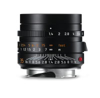 Summilux-M 35mm f/1.4 ASPH., black anodized