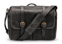 ONA Bag, The Brixton, leather, dark truffle