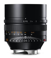 Noctilux-M 50mm f/0.95 ASPH., black anodized