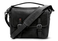 ONA Bag, The Berlin II, leather, black